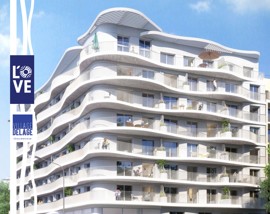 Programme immobilier neuf L'OVE