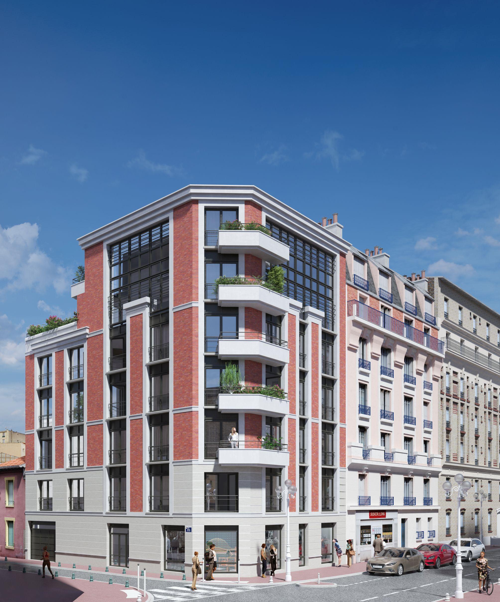 Piso, Montrouge - Ref 301-51328
