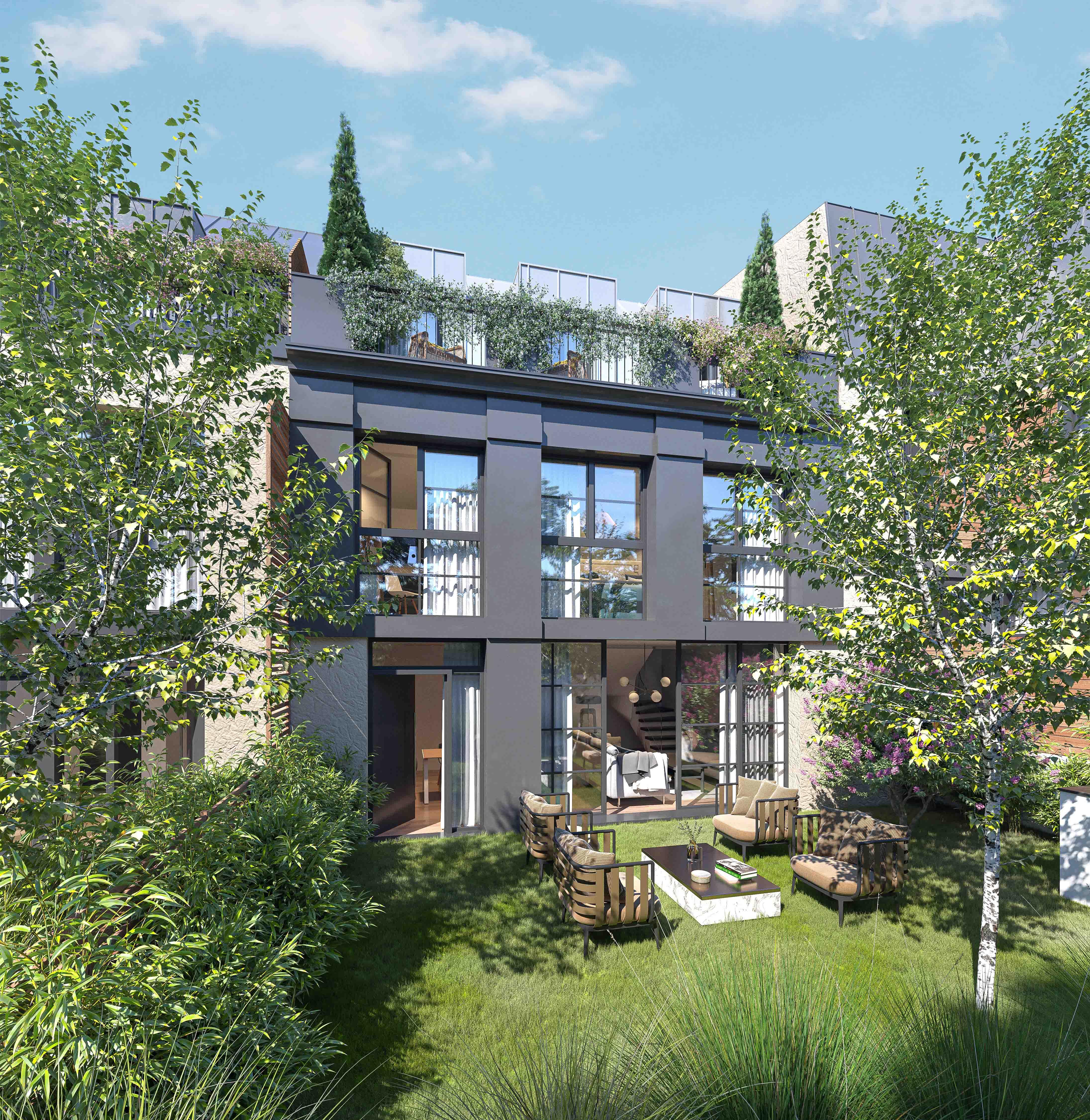 Asnières-sur-Seine  - Appartement 2 Pièces - picture 8