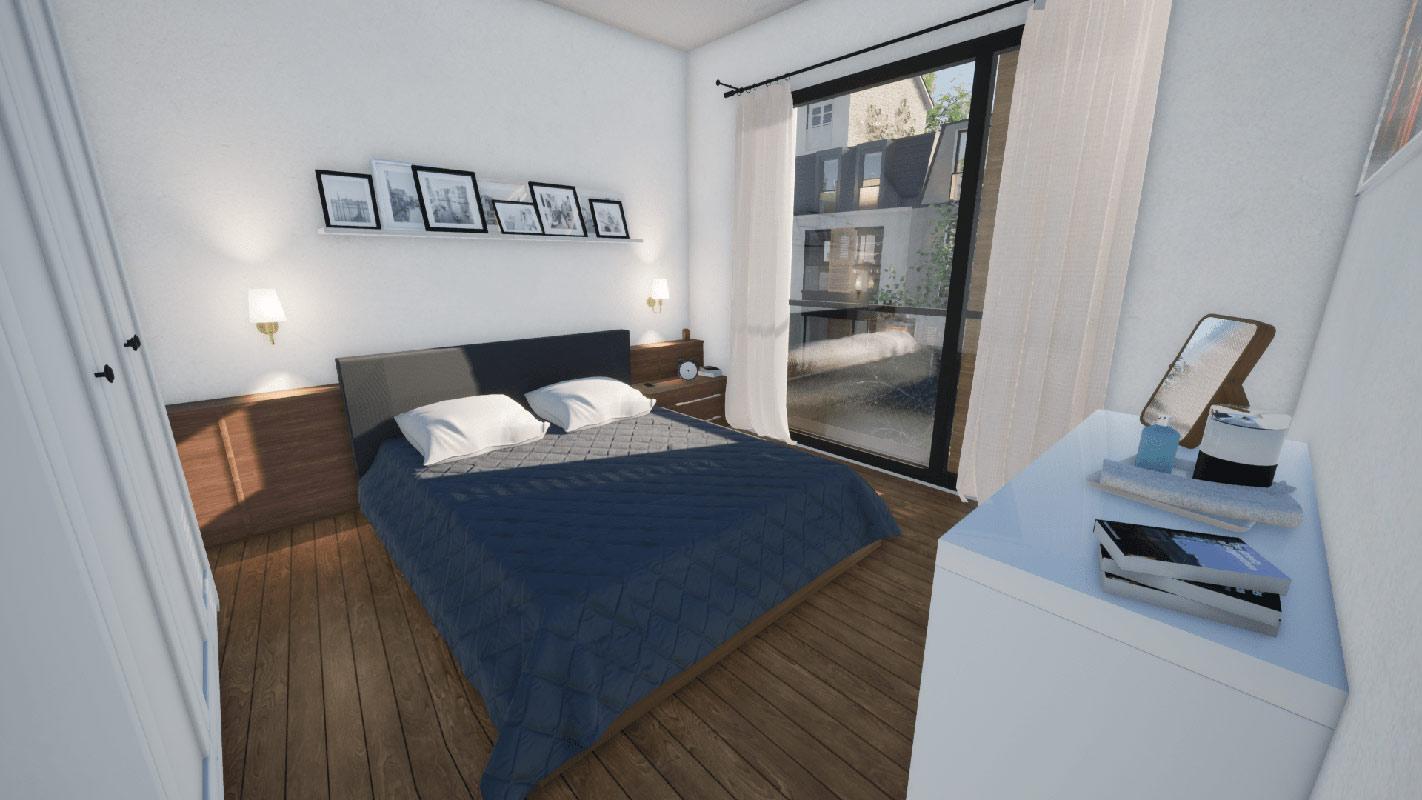 Bois-Colombes  - Maison 5 Pièces 4 Chambres - picture 4