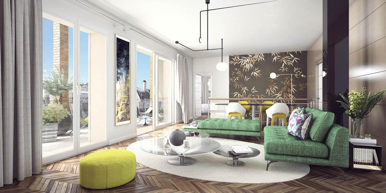 Appartement PARIS  -  ref A11-52431 (picture 3)